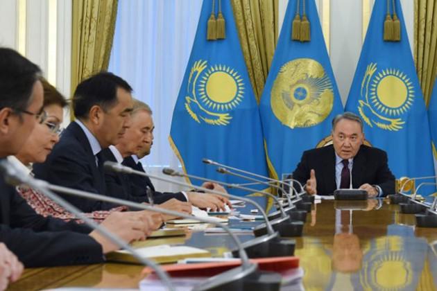 Президент обратился к народу Казахстана