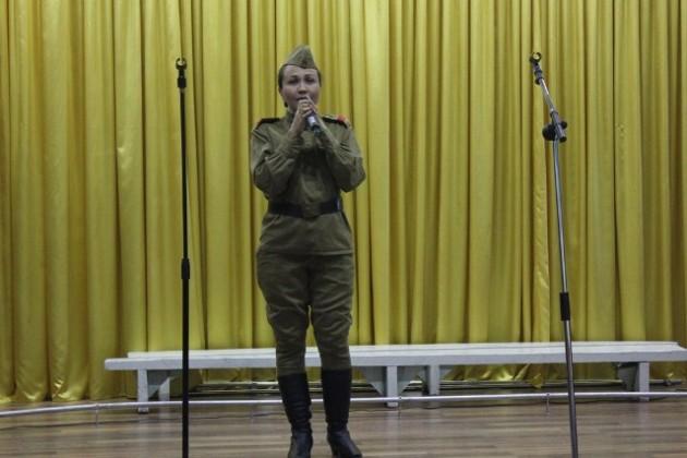 В Региональном командовании Восток прошел День памяти Алии Молдагуловой