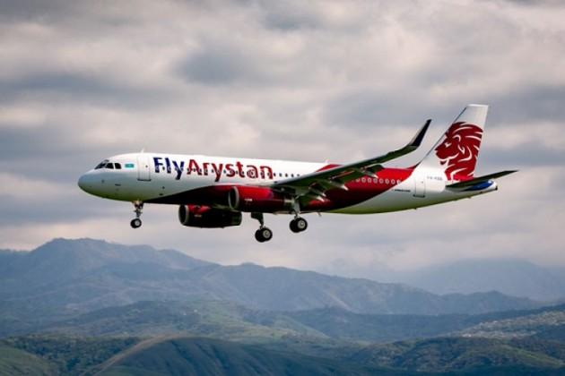FlyArystan планирует начать полеты в Москву