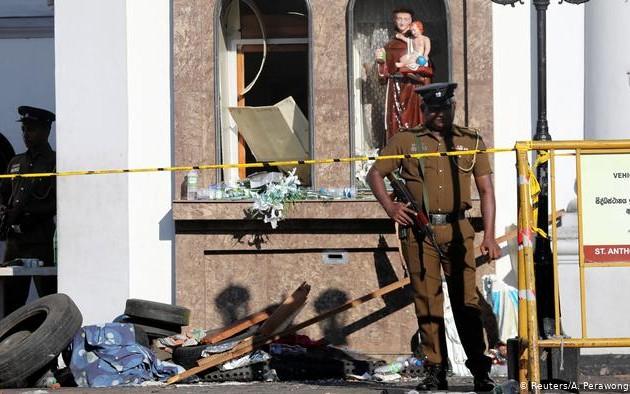 Число погибших при взрывах на Шри-Ланке возросло до 359