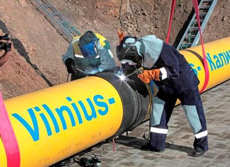 Надежды Литвы на свой газ рухнули