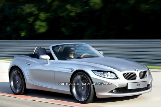Слухи о BMW Z2