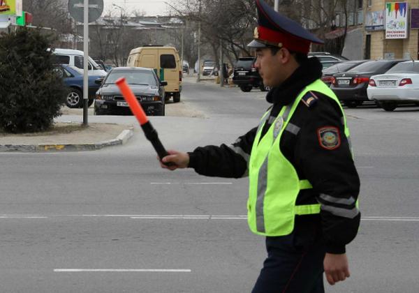 В Астане появятся универсальные полицейские