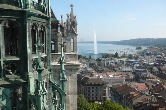 Женева иЦюрих признаны самыми дорогими городами для жизни