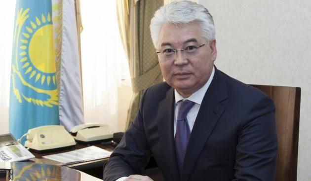 Бейбут Атамкулов стал министром иностранных дел Казахстана