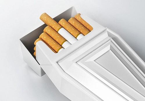 США отказались от «страшных» пачек сигарет