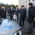 В Алматы установят 40 зарядных станций для электромобилей