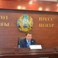 Ситуацию в Алматы прокомментировал замминистра МВД