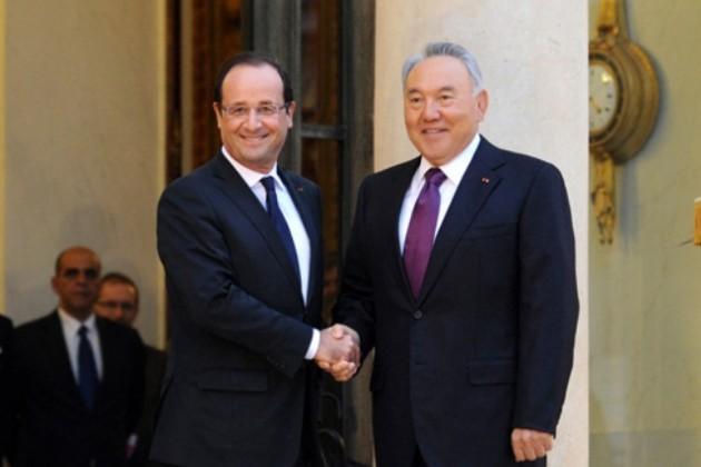Товарооборот между Францией и РК достиг $6 млрд.