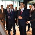 Бакытжан Сагинтаев ознакомился сработой Visit Almaty