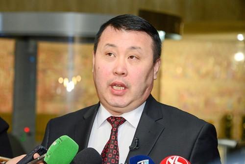 Назначен заместитель председателя правленияАО Казахстан темир жолы