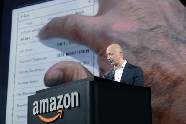 Amazon представит смартфон с 3D-экраном