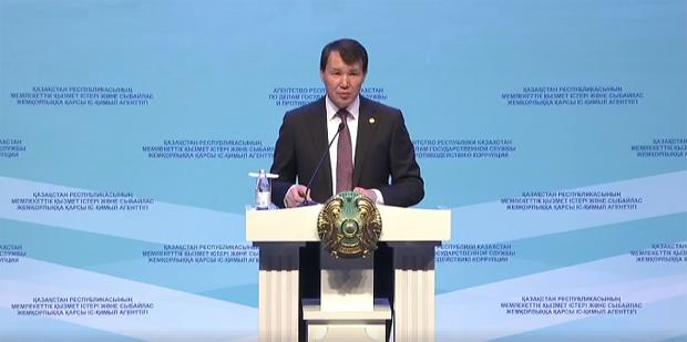 ВКазахстане зарегистрировано около 2тысяч фактов коррупции
