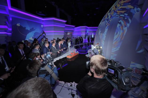 Российский павильон наЭКСПО посетили свыше 500тысяч человек