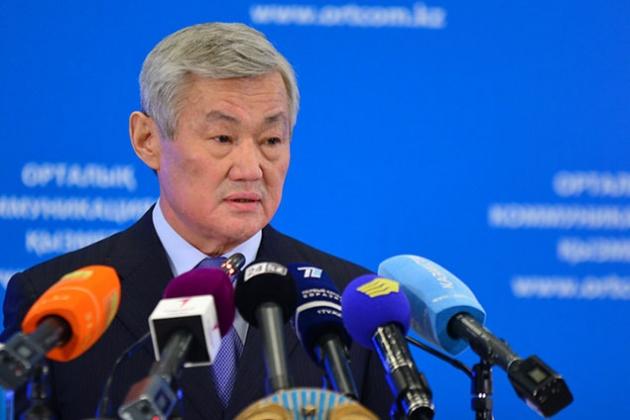 Бердибеку Сапарбаеву продлили полномочия