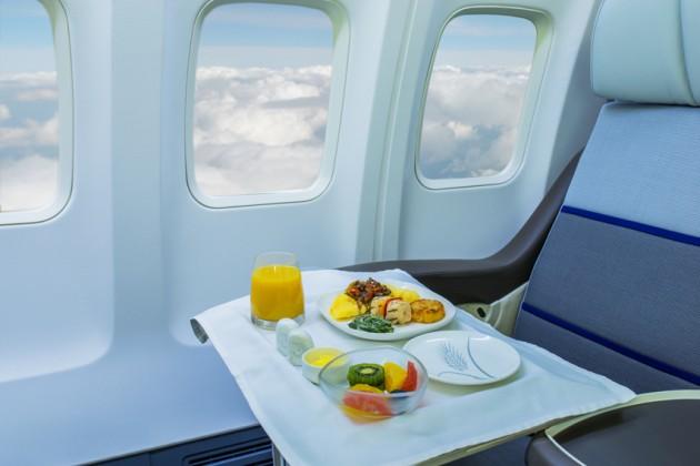 Эйр Астана вводит на своих рейсах новое меню