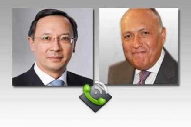 Главы МИД Казахстана иЕгипта обсудили ситуацию сзадержанными казахстанцами