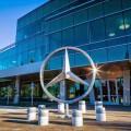Mercedes-Benz отзывает в России тысячи автомобилей