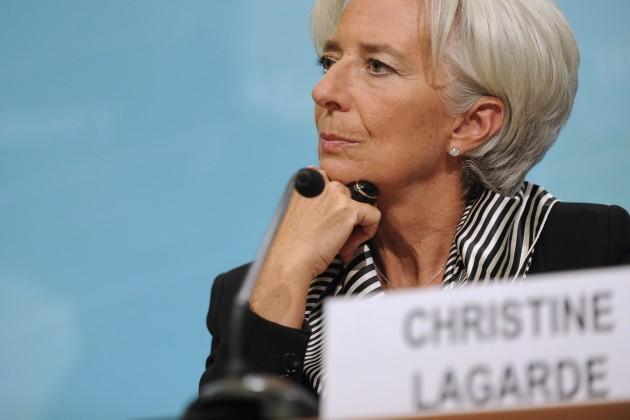 Кристин Лагард хочет помочь Греции