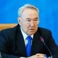 Президент находится с визитом в Усть-Каменогорске