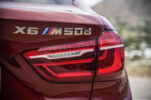 BMW X6: генерация №2