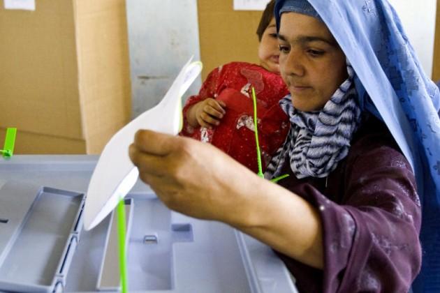 В Афганистане стартовал второй тур президентских выборов