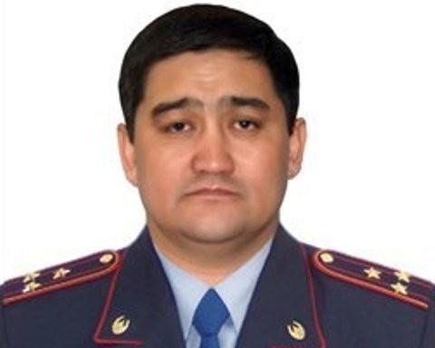 В Алматы будет новый начальник ДВД