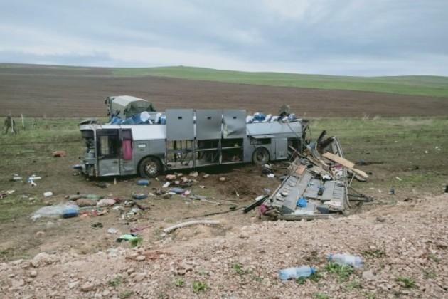 Аскар Мырзахметов рассказал о состоянии пострадавших в ДТП близ Кордая