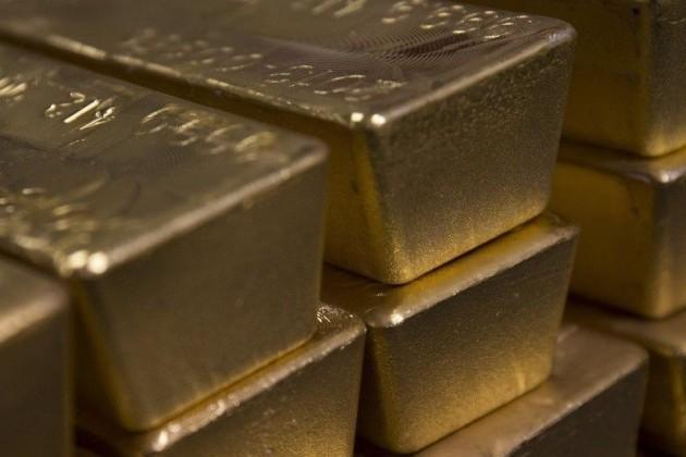 На мировых рынках появилось поддельное золото