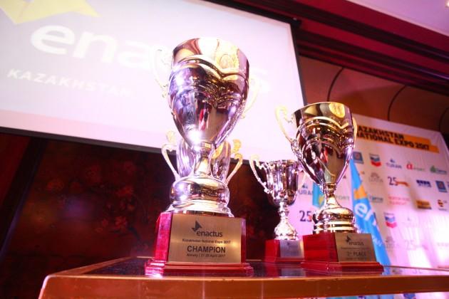 Стал известен победитель ENACTUS Кazakhstan National EХРО-2017