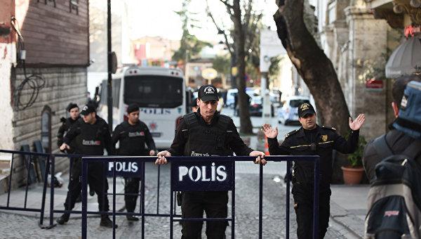 Наюге-востоке Турции прогремел взрыв