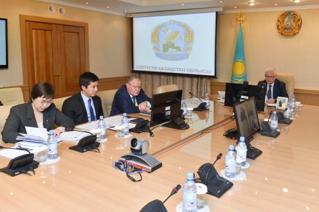 В акимате Северо-Казахстанской области рассмотрели 14 проектов ГЧП