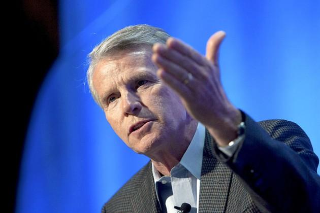 Председатель совета директоров HP ушел в отставку