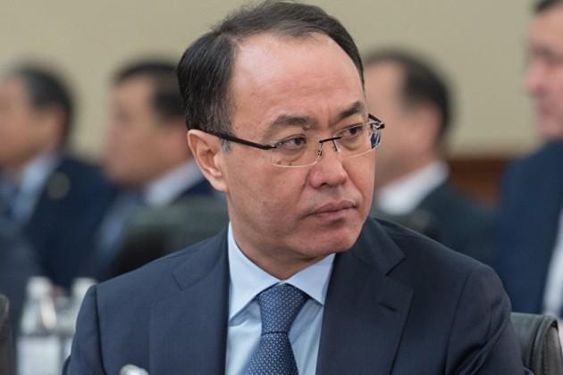 Кайрат Кожамжаров раскритиковал работу природоохранных прокуроров