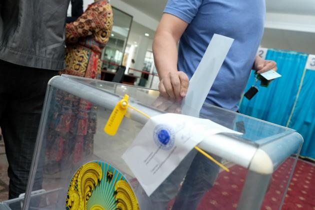 Явка на выборах по республике составила 77%