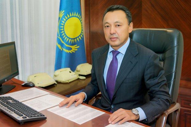 Сауат Мынбаев освобожден от должности