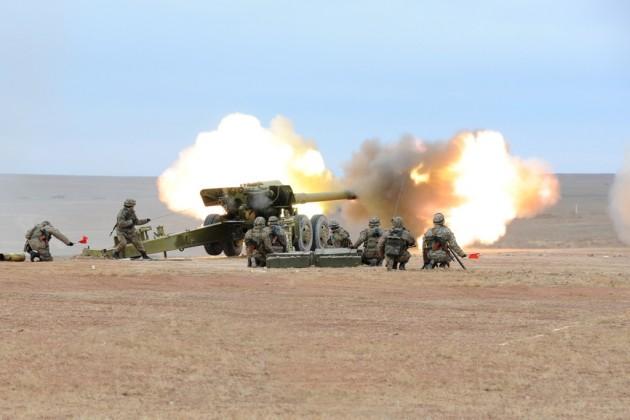 ВВС Казахстана обозначены направления боевой подготовки на2017год