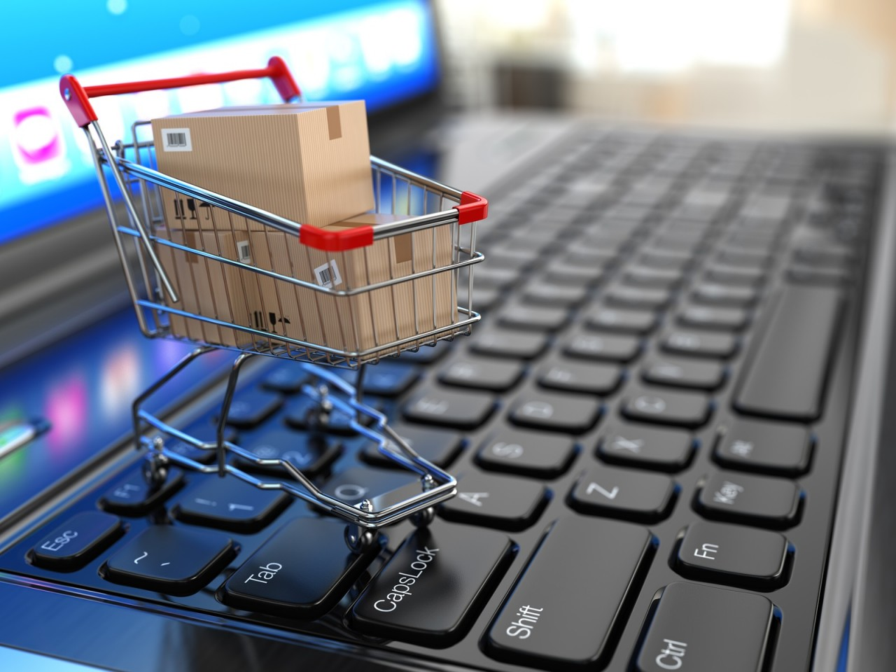 the impacts of introducing an e commerce