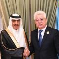 Исламский банк развития намерен активизировать системное сотрудничество с Казахстаном