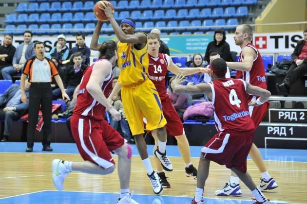 Баскетболисты «Астаны» одержали первую победу в Единой лиге ВТБ