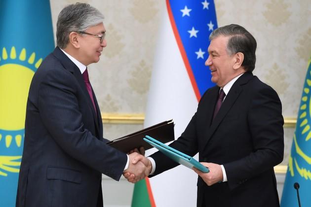 Астана и Ташкент планируют довести товарооборот до $5 млрд