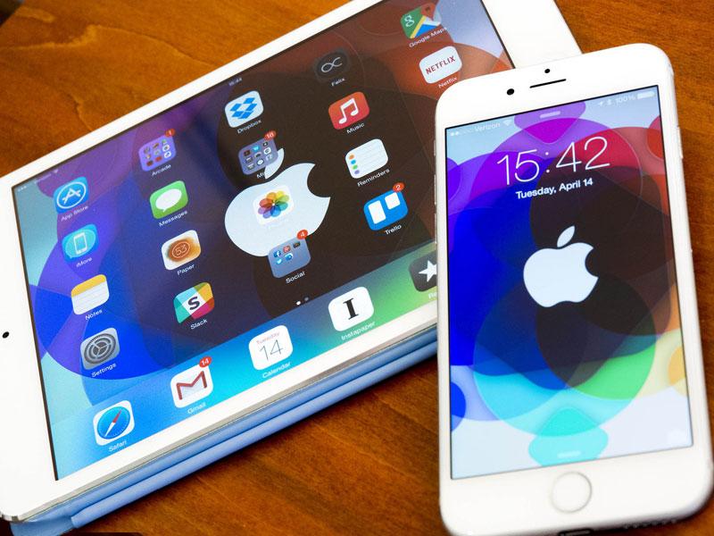 Компания Apple представила миру новейшую ОСдля iPhone иiPad
