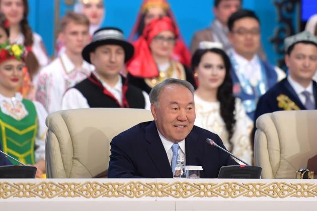 Какими должны быть казахстанцы?