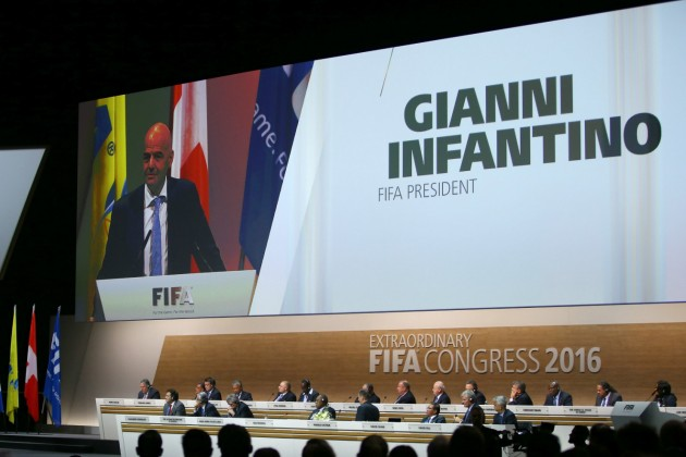 Победа Инфантино во благо казахстанского футбола