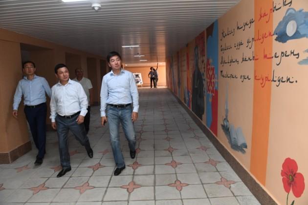 Как преобразились подземные переходы Алматы