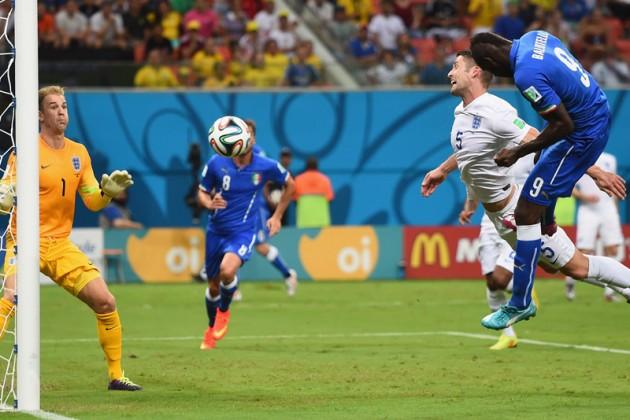 Италия выиграла у Англии
