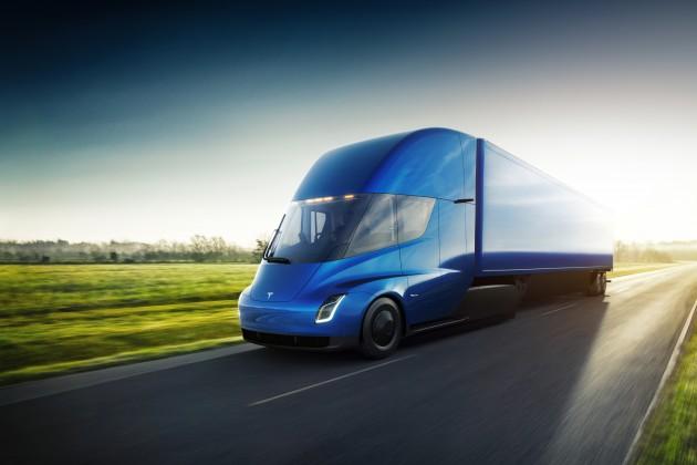 PepsiCo заказала 100 электрогрузовиков Tesla Semi