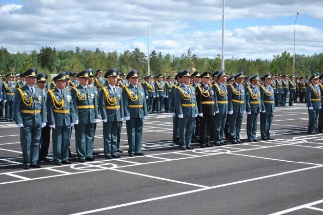 Казахстан изучит опыт зарубежных стран в проведении миротворческих операций