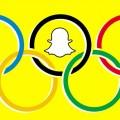 Почти 50 млн человек уже посмотрели Олимпиаду через Snapchat