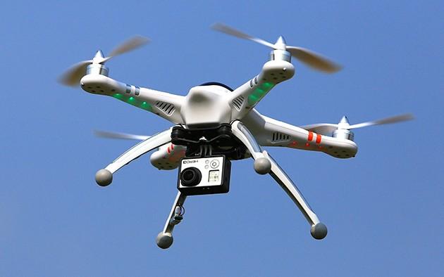 Использование дронов над территорией ЭКСПО надо согласовать